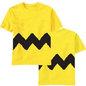Camisetas Charlie Brown