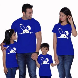Camisetas  Páscoa em Família 4un